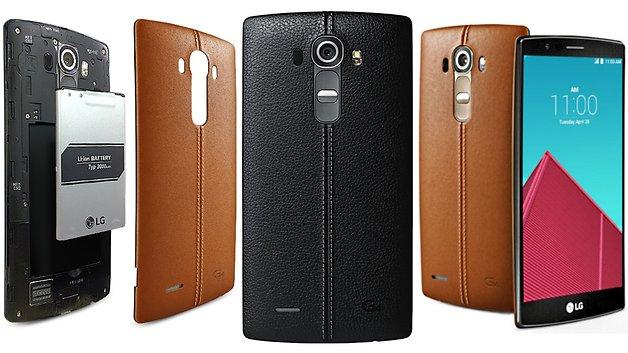 LG ترسل تحديث أندرويد مارشميلو لهاتف G4 الذكي