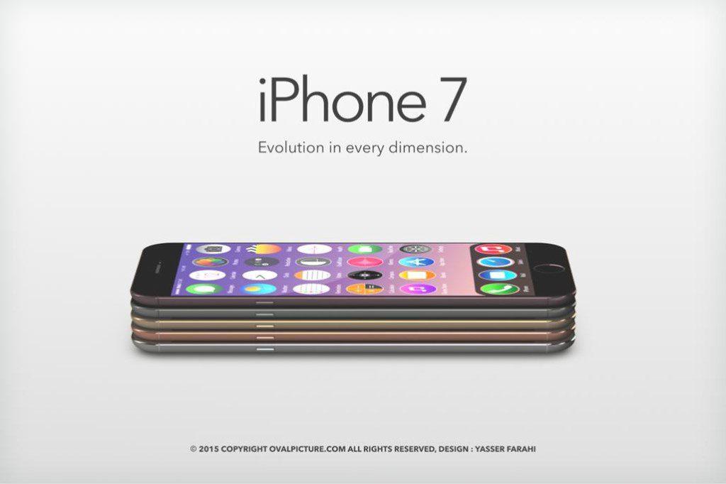 أبل قد تستخدم كاميرا مزدوجة في هاتف آيفون 7 المرتقب