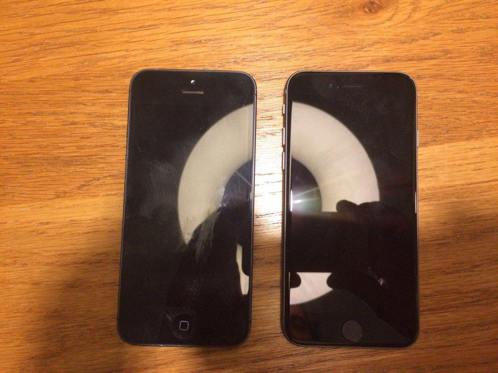 تقرير: أبل تعتزم إطلاق هاتف آيفون 5Se الذكي بشاشة قياس 4 بوصة