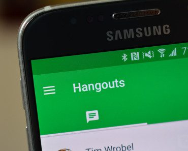 جوجل تطلق تحديث لتطبيق التراسل Hangouts يدعم ميزة الرد السريع