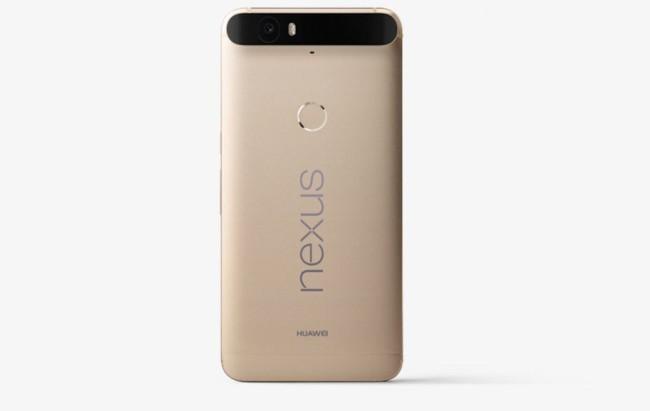 جوجل تطلق نسخة ذهبية اللون من هاتف Nexus 6P الذكي