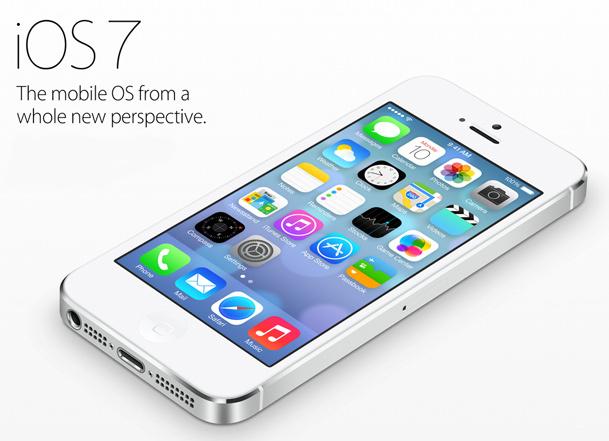 دعوى قضائية ضد أبل بسبب iOS 7