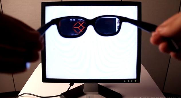 كيف تصنع شاشة لا تراها إلا أنت؟