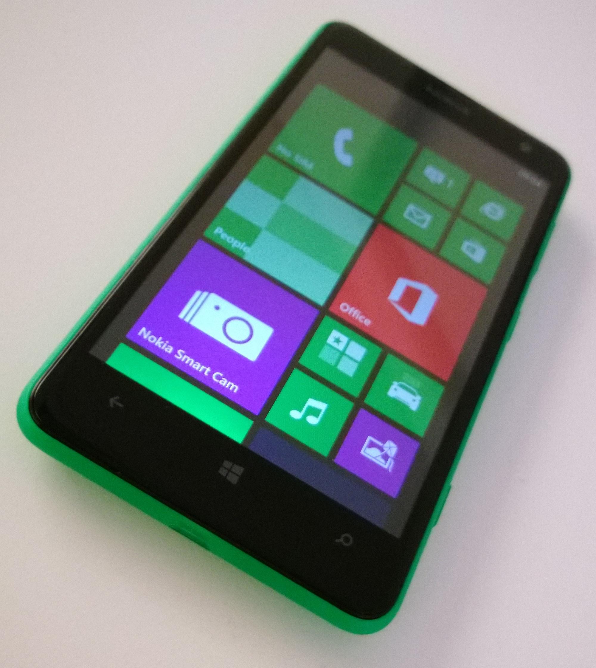 نوكيا تبيع 8 ملايين هاتف لوميا خلال ثلاثة أشهر