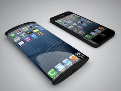 أبل تسعى لإطلاق هاتفين منحنيين من فئة آيفون العام المقبل