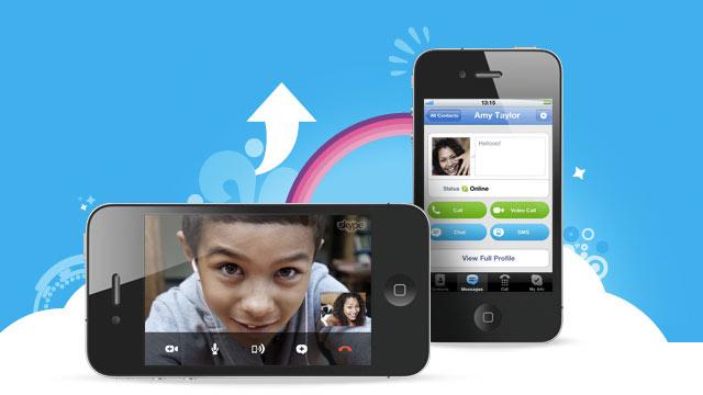 مايكروسوفت تطلق تحديث جديد لتطبيق سكايب على iOS