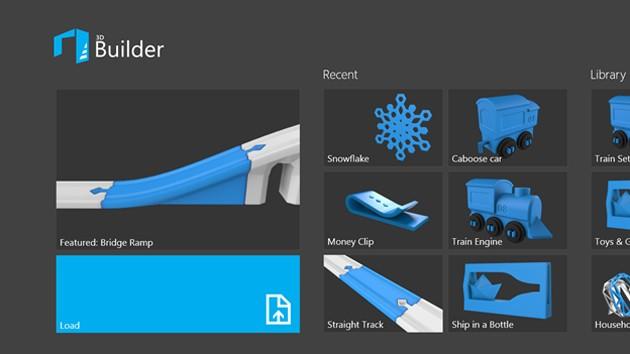 مايكروسوفت تطلق تطبيقاً للطباعة ثلاثية الأبعاد
