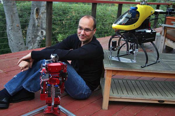 الروبوت أندرويد.. مشروع غوغل الجديد