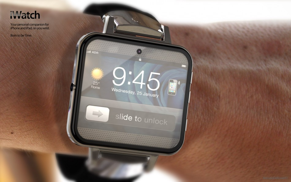 أبل تستعين بإل جي في تصنيع شاشات الساعة الذكية iWatch