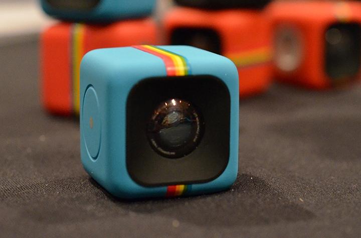 بولارويد تطرح كاميرا مقاومة للماء بدقة عالية على شكل مكعب صغير