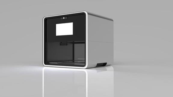 طابعة ثلاثية الأبعاد لطباعة الطعام