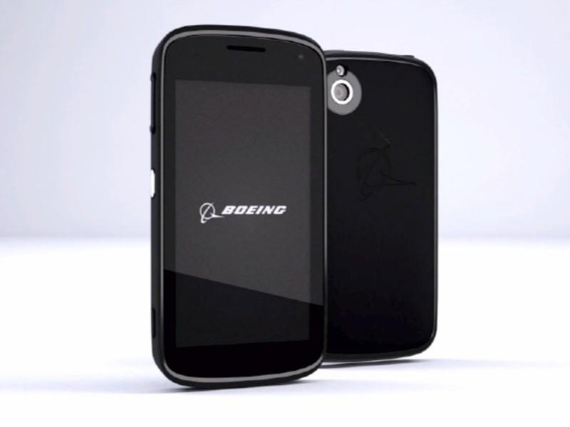 بوينج تكشف عن هاتف للمكالمات السرية قادر على تدمير نفسه