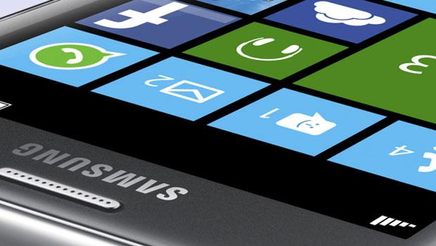 سامسونح تخطط لإطلاق هاتف بنظام ويندوز فون