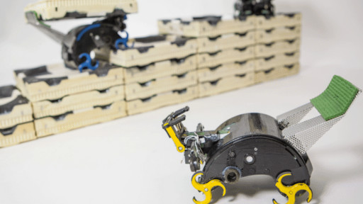 علماء يبتكرون روبوت قادر على مواجهة الفيضانات