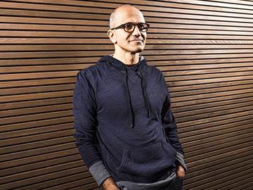 مايكروسوفت تخصص راتب ضخم للغاية لرئيسها التنفيذي الجديد
