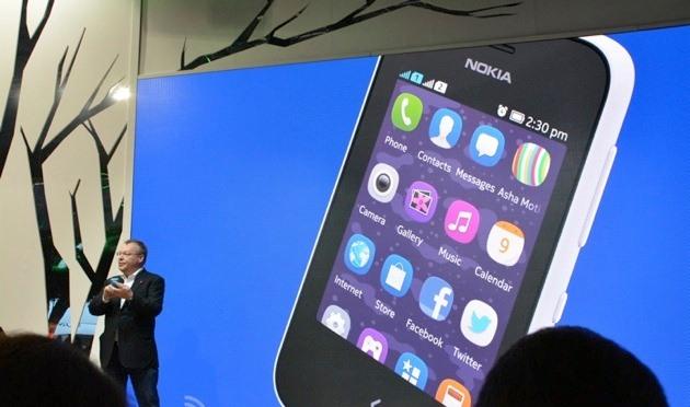 نوكيا تكشف عن الهاتفين آشا 230 ونوكيا 220