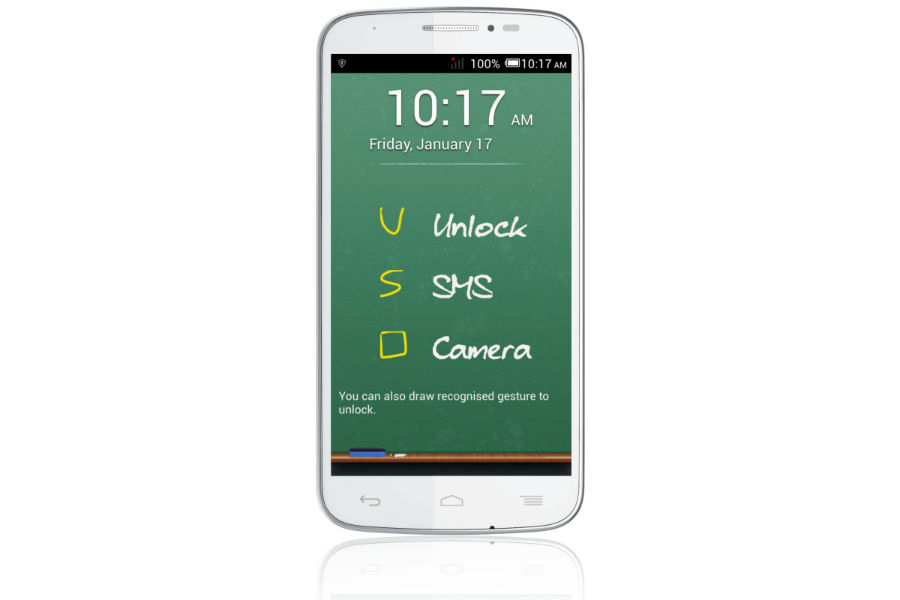 P31 هاتف ذكي جديد من باناسونيك بسعر منخفض