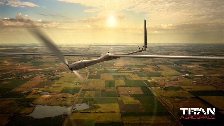 غوغل تستحوذ على شركة طائرات بدون طيار