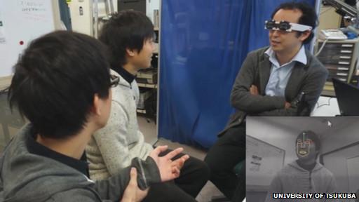 نظارات ذكية جديدة تتفاعل مع الآخرين نيابة عن المستخدم