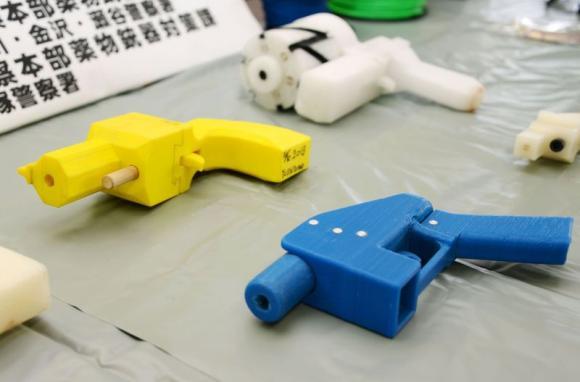 اعتقال ياباني صنع أسلحة باستخدام طابعة ثلاثية الأبعاد