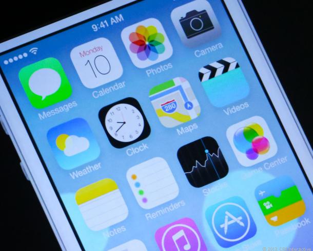 ثغرة جديدة في نظم تشغيل أبل iOS 7