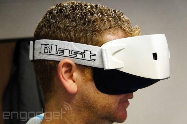 سامسونج تعتزم إطلاق خوذة واقع افتراضي لأجهزة جالاكسي
