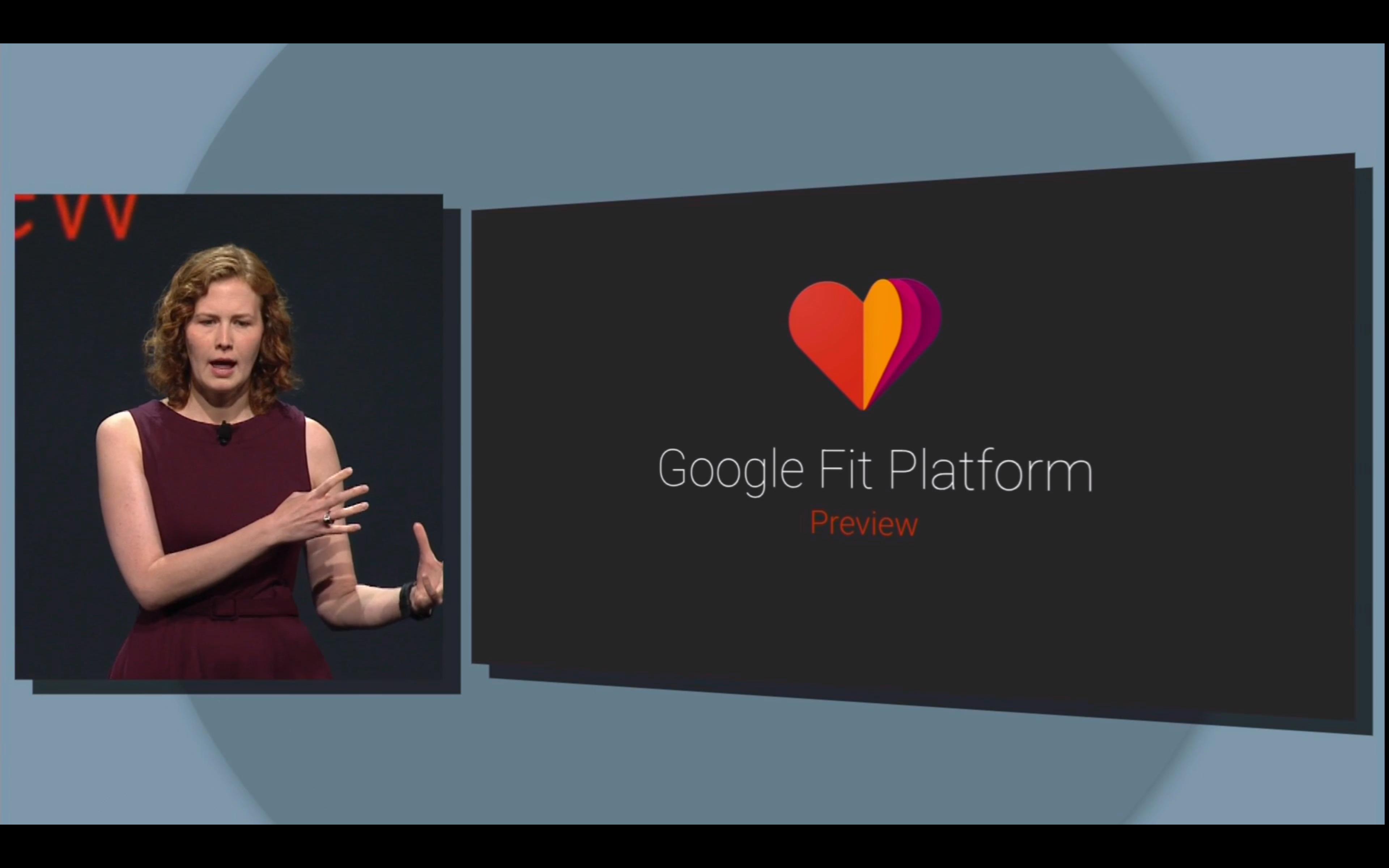 غوغل تعلن عن المنصة الصحية 1Google Fit