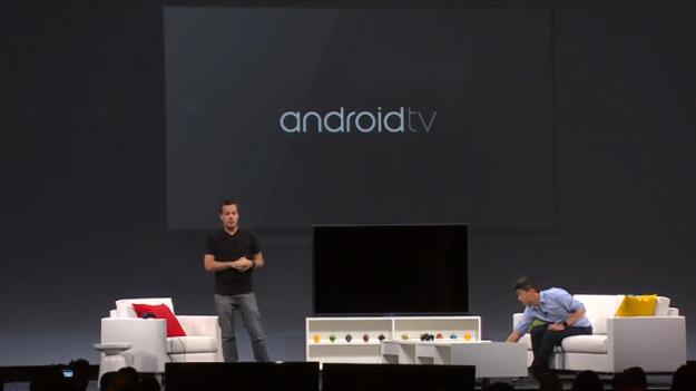 غوغل تكشف رسميا عن منصة أندرويد TV