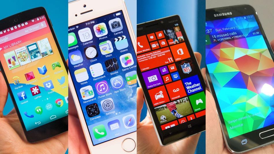 قائمة بأكثر 10 هواتف ذكية مبيعا حول العالم