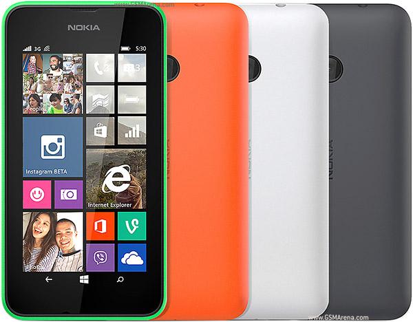 مايكروسوفت تعلن عن نوكيا لوميا 530
