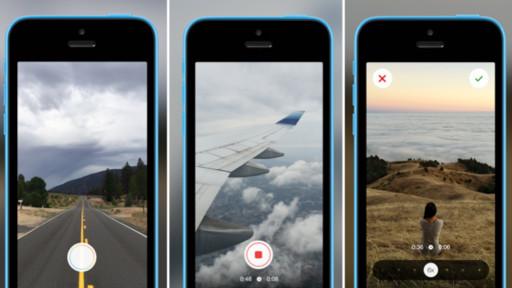 إنستجرام تطلق تطبيق جديد لتصوير الفيديو