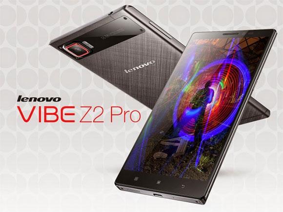 بالفيديو ..لينوفو تكشف عن الهاتف الذكي Vibe Z2 Pro