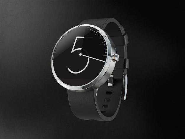 تسريب صورة جديدة تؤكد قدوم ساعة موتو 360 بهيكل معدني