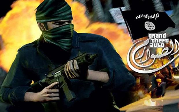 """بالفيديو..لعبة فيديو من """"داعش"""" لحدث الأطفال على الجهاد"""