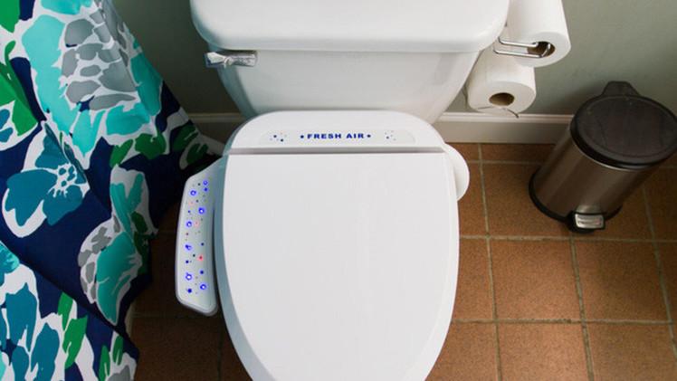 بالفيديو .. تعرف على فكرة عمل المرحاض الذكي