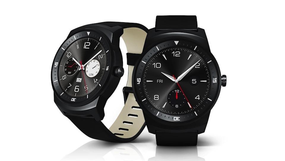 إل جي تطلق الساعة الذكية G Watch R بالأسواق الأسبوع المقبل