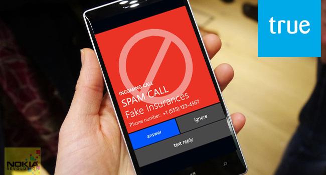 تروكولر تمنح مستخدمي لوميا ميزة البحث الفوري عن هوية المتصلين