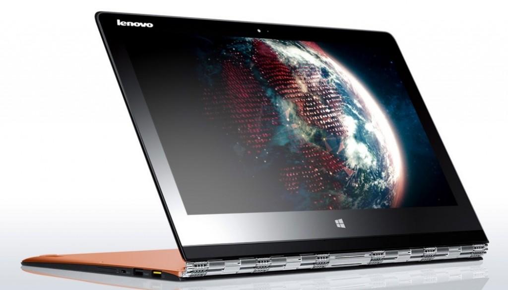 لينوفو تكشف عن حاسوبين لوحيين وآخر محمول