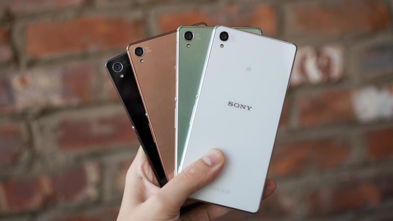 سوني: بيع 12 مليون وحدة من هواتف إكسبيريا في الربع الأخير من 2014