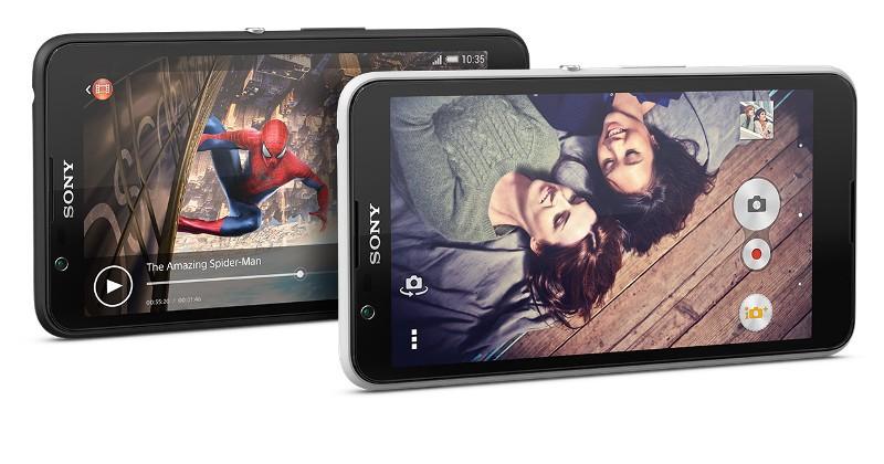 سوني تعلن عن نسخة معدلة من هاتف Xperia E4g الذكي