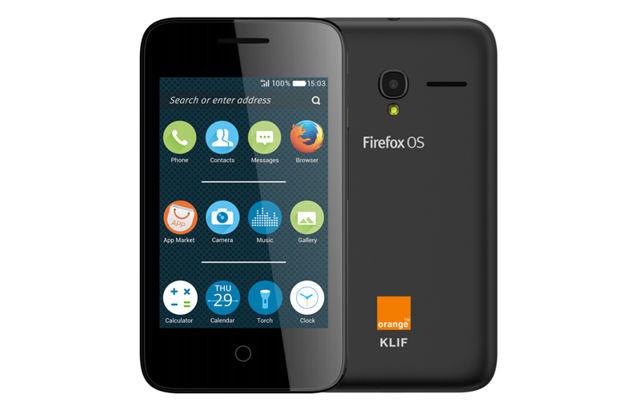 ألكاتيل تعلن عن هاتف ذكي تحت اسم Orange Klif بسعر 40 دولار