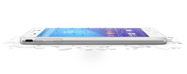 سوني تكشف رسميا عن هاتف xperia M4 Aqua