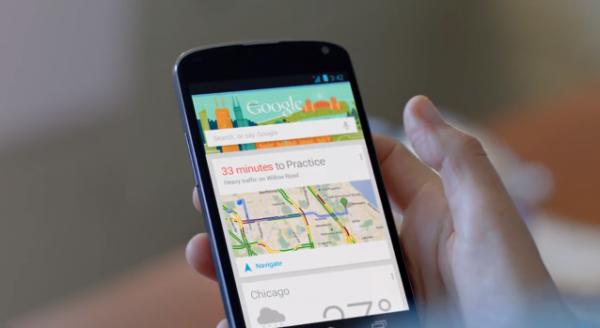 المساعد الشخصي Google Now سيحصل على 9 أوامر صوتية جديدة