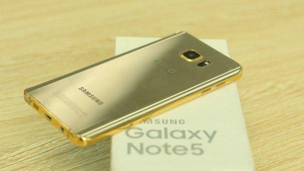 سامسونج تكشف عن نسخة شتوية من Galaxy Note5 موجهة فقط لكوريا