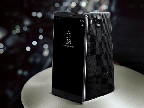 LG تعلن بيع 450 ألف وحدة من هاتف V10 الذكي خلال 45 يوما فقط