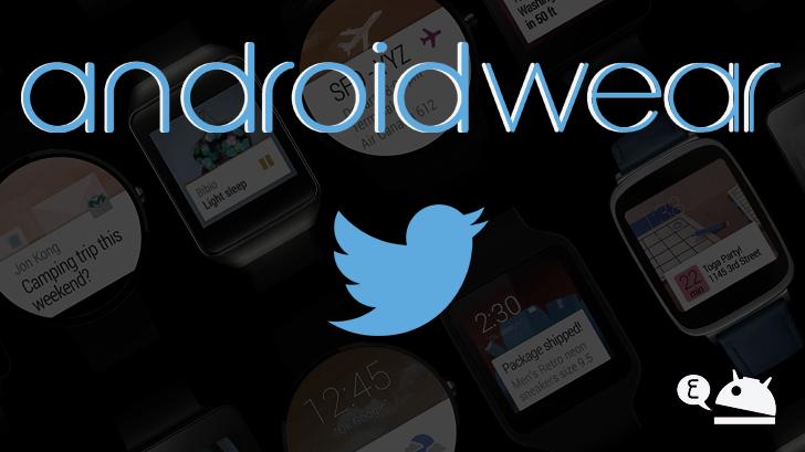 جوجل تنشئ صفحة رسمية لنظام أندرويد وير على تويتر