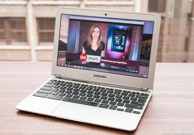 سامسونج تكشف النقاب عن حاسب Chromebook 3