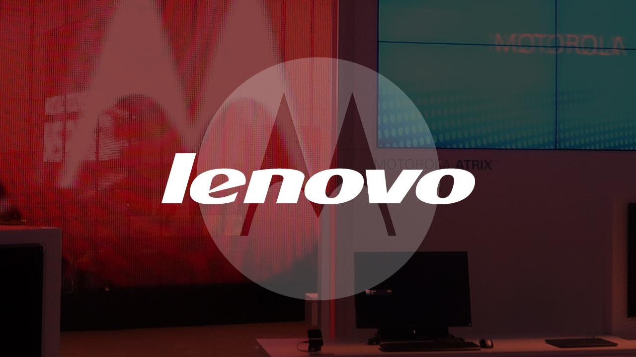 لينوفو تتخلى عن علامة موتورولا التجارية في هواتفها الرائدة القادمة