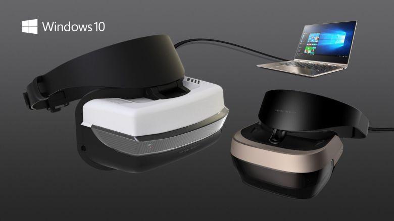 المواصفات اللازم توافرها لدعم نظارة الواقع الافتراضي من مايكروسوفت