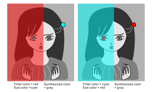 مساعدة لمرضى عمى الألوان.. مايكروسوفت تطلق تطبيق لتصحيح الألوان